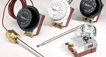 Bulb & Capillary Thermostats