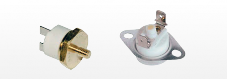 GT Series Ceramic Disc Thermostats