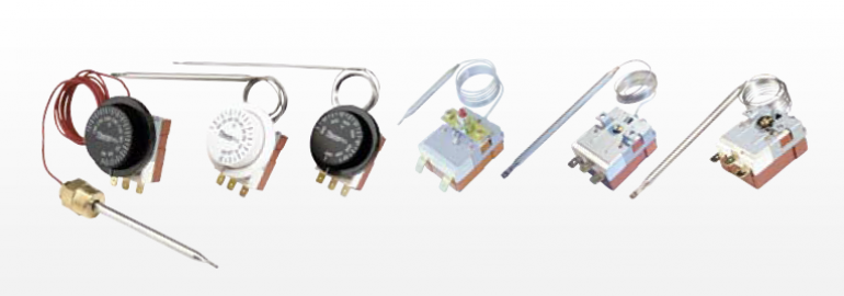Bulb and Capillary Thermostat Manufacturer